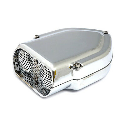 V-Charger Chrome Air Cleaner Assembly For Harley-Davidson 1988 To Present