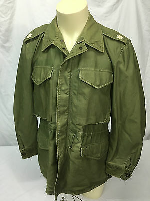 1958 US Army Lieutenant Colonel Cold Weather Field Jacket