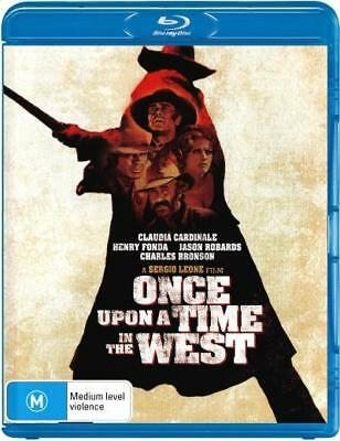 Once Upon A Time In The West - Claudia Cardinale Blu-ray Region B New! *