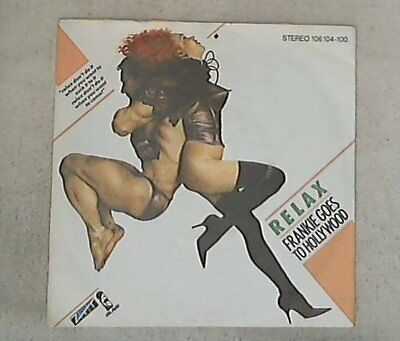 30233 45 giri 7 '  - Frankie Goes To Hollywood - Relax 106 104-100