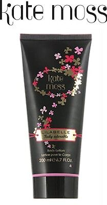 Kate Moss Lilabelle Truly Adorable Body Lotion 200Ml **brand New**