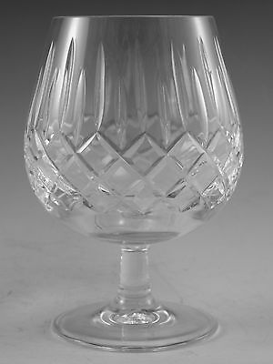 EDINBURGH Crystal - APPIN Cut - Brandy Glass / Glasses - 5""