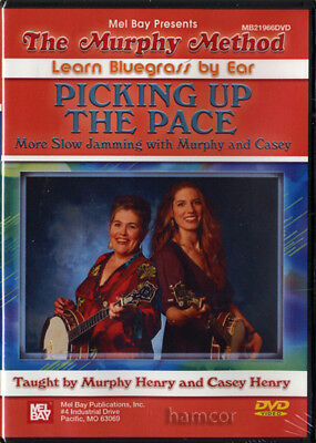 Picking Up the Pace Learn to Play Jamming Jam Banjo DVD