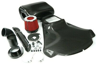 Cold Air-Intake-System  Airbox ECHT-CARBON - Mini Cooper S R55 / R56 / R57 Turbo
