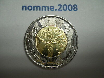 2014 CANADA $2 Comm. **WAIT FOR ME DADDY** UNCIRCULATED