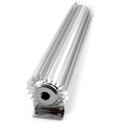 """Speedmaster PCE186.1001 Single Pass Transmission Oil Cooler ; With 3/8"""" Hose B"""
