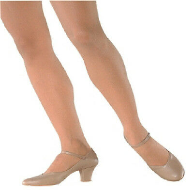 NEW CH 52 So Danca Character Shoes Black, Caramel, Tan, 4-13, Medium or Wide
