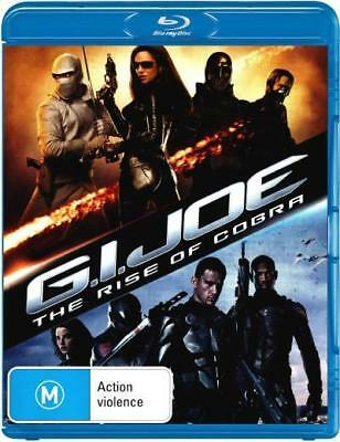 G.I. Joe: The Rise of Cobra (2009) Blu-ray Region B (New)!