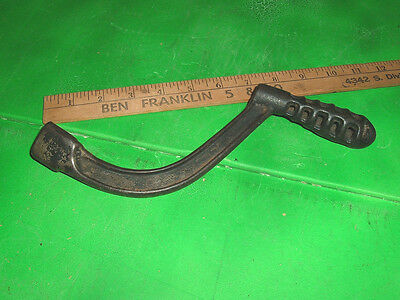 vtg tool stove door lid handle cast iron free shipping