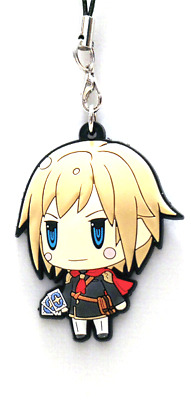 Final Fantasy Type-0 Type Zero 0 Rubber Cell Phone Strap Square Enix Vol 2 Ace
