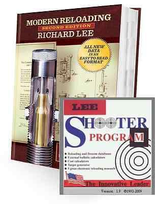 Lee Reloading Manual New 2Nd Ed, Lee Shooter Software And Internet Links