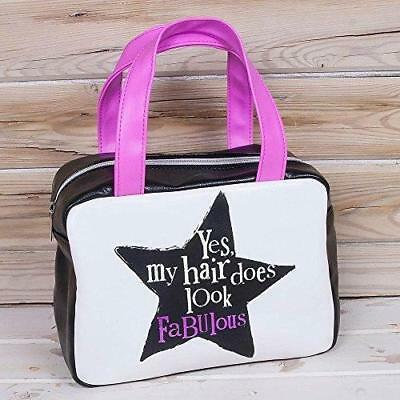 Bright Side Hair Accessories Bag - Yes My Hair Does Look Fabulous
