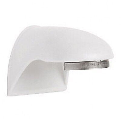 434740 Croydex Soap Holder - White Magnetic [2730]