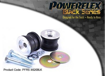 Powerflex Black Series Rear Diff Rear Mount [PFR5-4620BLK]