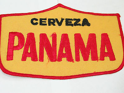 Cerveza Panama Beer L Jacket Patch