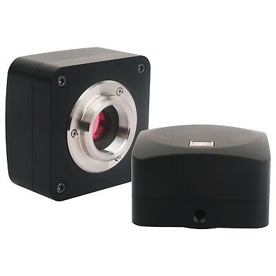 AmScope 5MP USB CCD Camera for Low-Light Applications