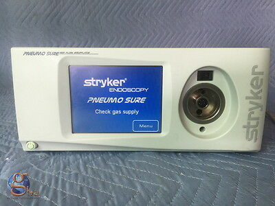 STRYKER 45L Pneumosure Pneumo Sure Insufflator 620-040-600 *Warranty