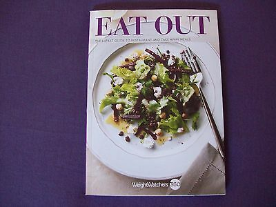 Weight Watchers 360 Degrees Eat Out Guide Restaurant Take Away Food Diet Health