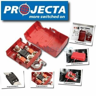 Projecta Bt950-P1 Fused Battery Distribution Terminal Clamp Fuse Cover Connector