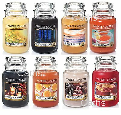 Yankee Candle Large Jars 2016 25% Discount Off Selected Fragrances