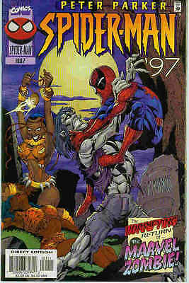 Spiderman Annual '97 (Scott McManus, 52 pages) (USA, 1997)