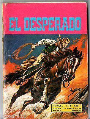 ~+~ EL DESPERADO n°13 ~+~ 1971 ~+~ EDITIONS DE L'OCCIDENT