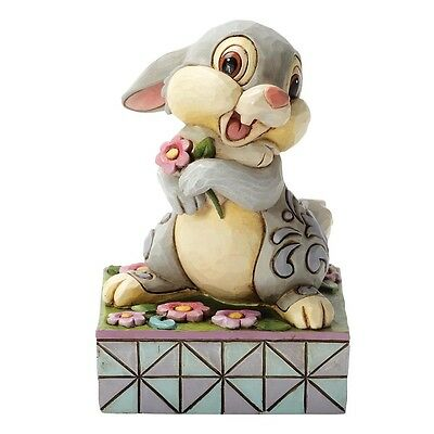 Disney Traditions  Spring Has Sprung Thumper  Bambi Figurine Ornament 4032866