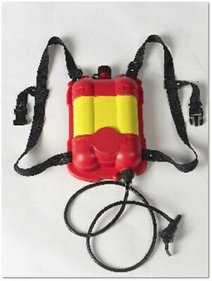 Adult Water Liquid Hydration Drinking Scuba Diving Backpack Costume Accessory