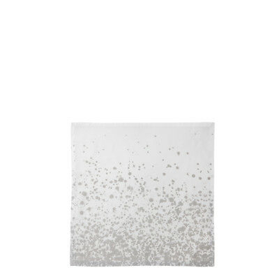 Splash Servietten 4er Set Grau Ferm Living