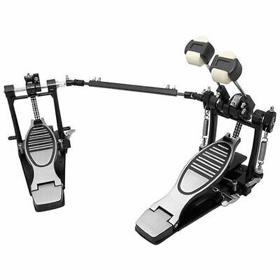 DP Drums DP6A Professional Double Bass Drum Pedal Twin Chain