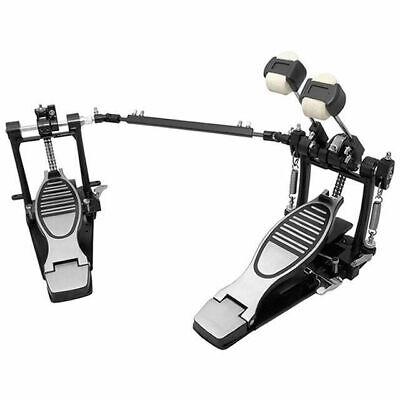Professional Double Bass Drum Pedal Twin Chain DP Drums DP6A