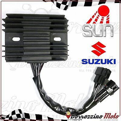 Voltage Regulator Assy Rectifier Sun Oem Suzuki Gsx-R 600 (K6/K7) 2006-2007