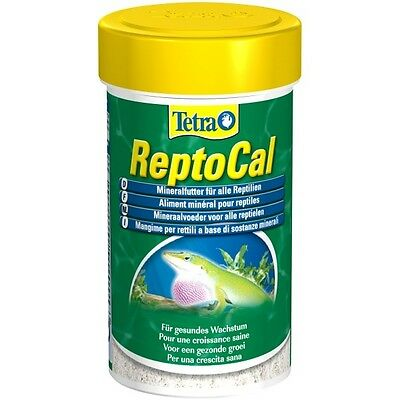 Tetra ReptoCal - 100 ml, Mineralfutter in Pulverform