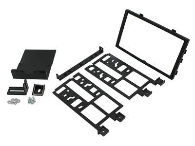 CT23HD13 HONDA CR-V 2002 to 2006 BLACK DOUBLE DIN FASCIA ADAPTER PANEL PLATE