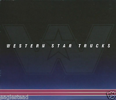 Truck Brochure - Western Star - Company Capabilities Overview - c1987 (T1544)