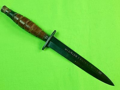 Vietnam Fairbairn Sykes Japan 1 Special Forces Group Okinawa Commemorative Knife