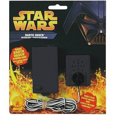 Darth Vader BREATHING Device Toy Licensed Star War item All Ages