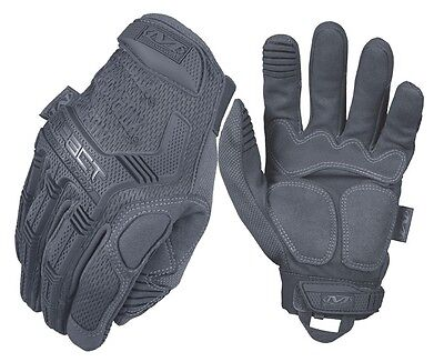 US Mechanix Wear M Pact Ranger Gloves Army Gloves Grey Grey M / Medium