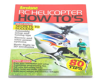 AAP2039 Air Age Publishing R/C Helicopter How To's
