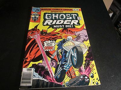 Original Ghost Rider #19 Awesome Comic!!!