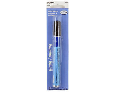 TES2511C Testors Gloss Enamel Paint Marker (Dark Blue) (10ml)