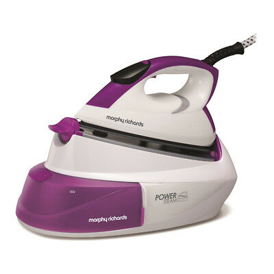 Morphy Richards 333001 Steam Generator Iron with 2600w Power and 1L Capacity in