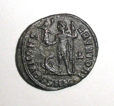 Ancient Roman Empire, Licinius I. Follis. AD 313-317