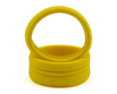 DRP8004 Dirt Racing Products Dirt Wheel Foam Grip (Yellow) (2)