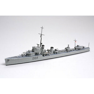TAMIYA 31910 Australia Destroyer Vampire 1:700 Ship Model Kit