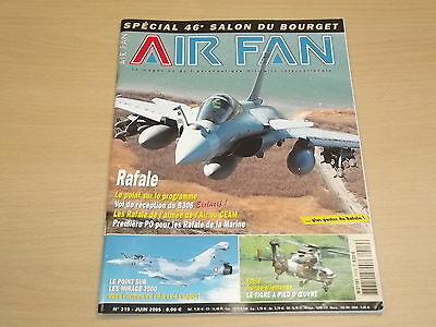 Air Fan Magazine (French Text) 2005 No319 - Raflale