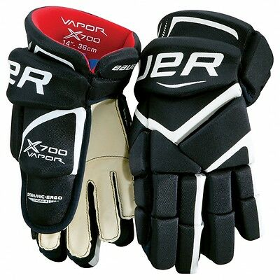 Bauer Vapor X700 Ice Hockey Gloves - Junior & Senior