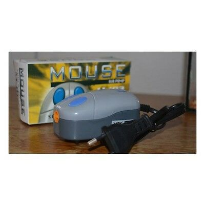 Super Silent Mouse Air Pump - Luftpumpe Aquarienpumpe