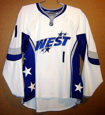 Vancouver Canucks Roberto Luongo All-Star Game Authentic Nhl Jersey