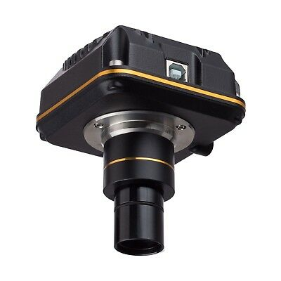 USB 2.0, 5.1 MP CMOS Microscope Digital Color Camera Eyepiece Video System